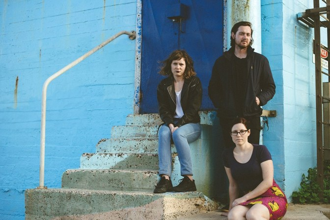 In Review: MERE WOMEN – YOUR TOWN (POISON CITY, 2014)