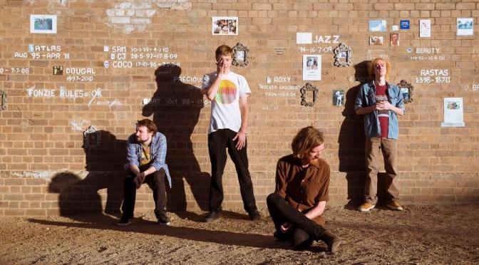 Listen: THE LAURELS – 'ZODIAC K'