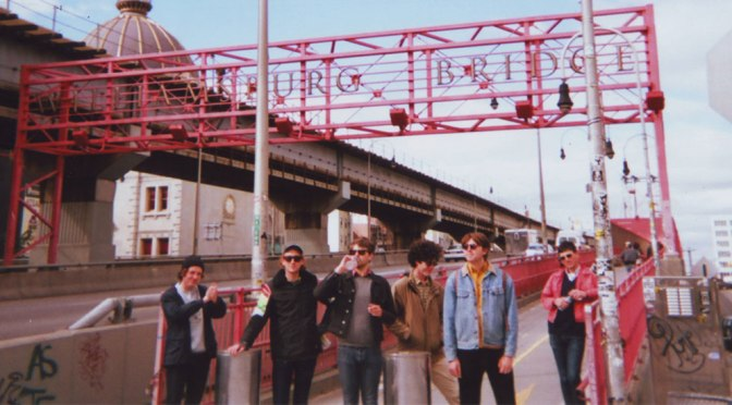 Listen: THE OCEAN PARTY – 'GUESS WORK'