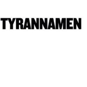 tyrannamencover