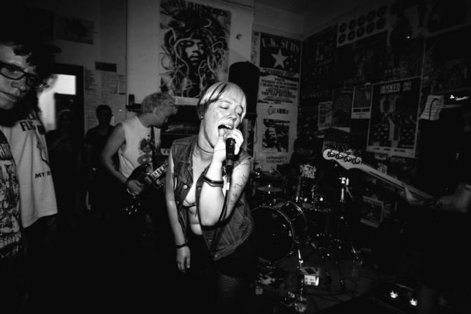 Listen: NERVOUS TREND – 'SHATTERED' / 'DECENCY'