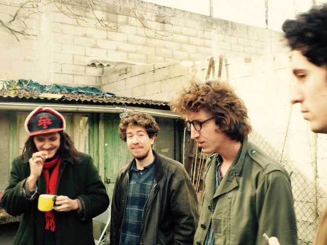 Listen: LE VILLEJUIF UNDERGROUND – 'ON THE SEINE'