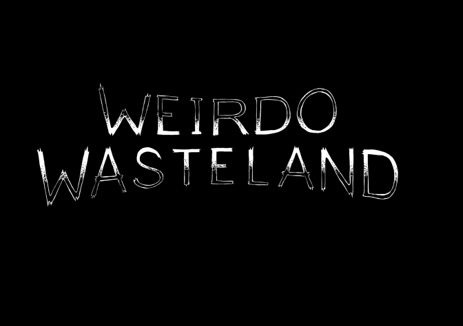 Premiere: WEIRDO WASTELAND PODCAST EPISODE #01 – NO ZU, YEO, US THE BAND