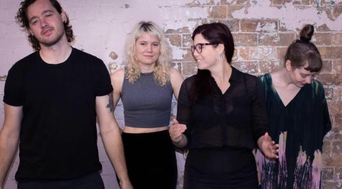 Listen: MERE WOMEN – 'NUMB'