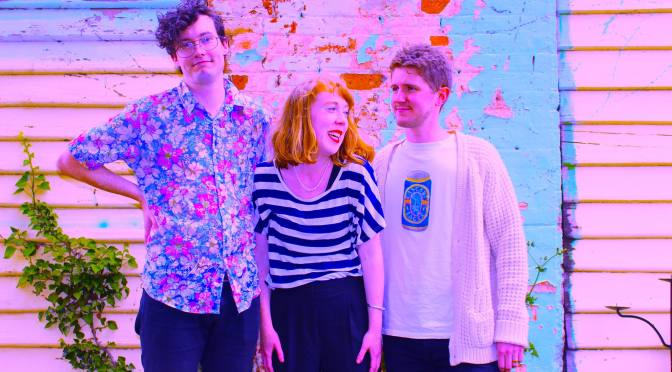 Listen: HEART BEACH – 'BRITTLE'