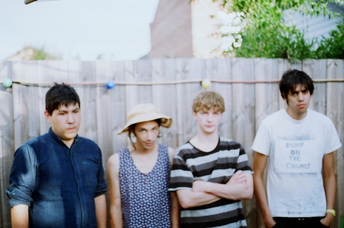 Video Premiere: AUSMUTEANTS – 'NEW PLANET'