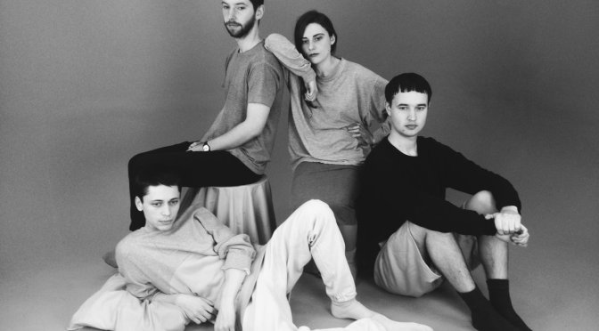 Listen: THE HARPOONS – 'DO YOU WANT MY LOVE'