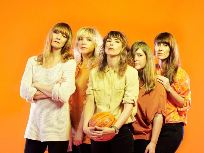 Interview: BEACHES