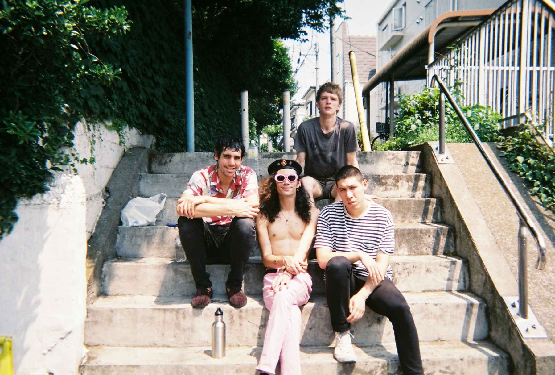Is online dating for weirdos band