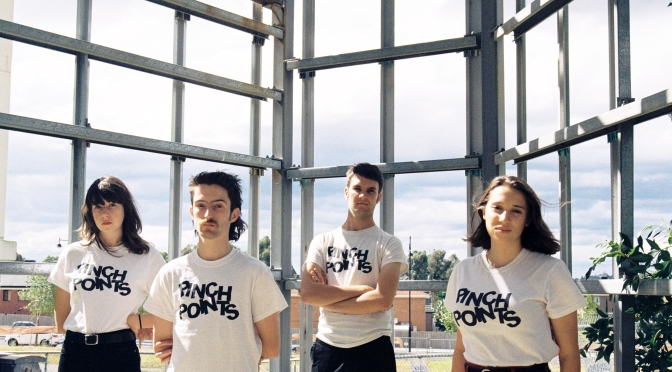 Listen: PINCH POINTS – 'STRANGER DANGER'